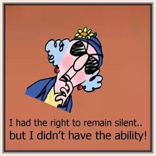 .Humor helps us to lighten things up. It is a great part of my life, and often saves my sanity I think. :-)