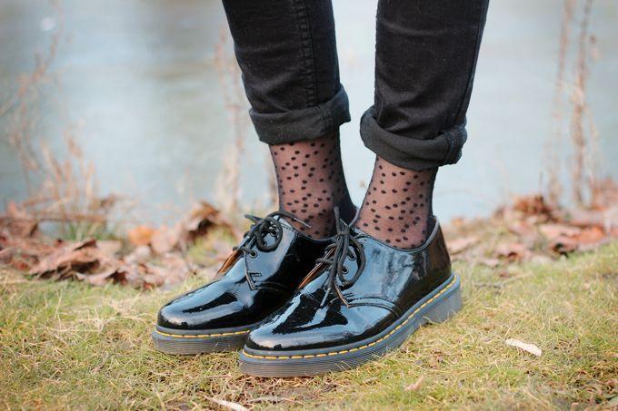 Outfit: Rollkragen forever #Outfit #Rollkragen #socks