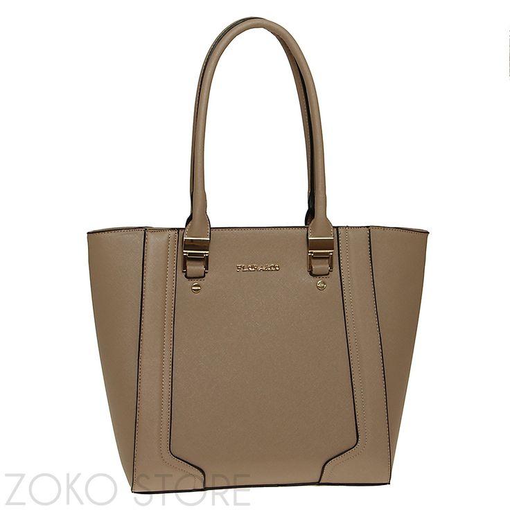 Brazowa torebka damska firmy Flora&Co <3 #torebki #torebka
