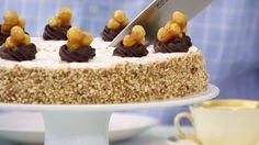 Hazelnut Dacquoise Recipe
