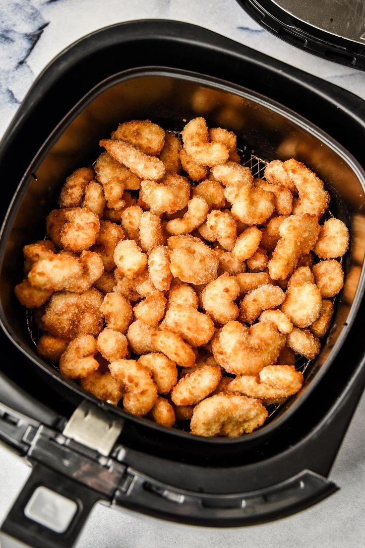 aifryer recipes AirFryerFoods in 2020 Breaded shrimp