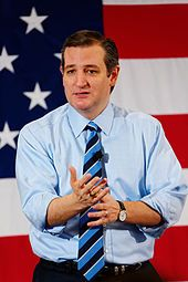 "Rafael Edward ""Ted"" Cruz-- (born December 22, 1970) is an American attorney and politician; he was elected in 2012 as the junior US Senator from Texas. Cruz graduated from Princeton University in 1992 and from Harvard Law School in 1995. Between 1999 and 2003, he served in political appointee positions, as the Director of the Office of Policy Planning at the Federal Trade Commission, an Associate Deputy Attorney General at the US Department of Justice, and domestic policy"