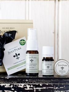Gorgeous trial kit - Just Pure