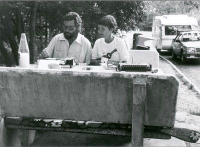 Цветы под стеклом / Flowers under Glass: Кэрол Данлоп и Хулио Кортасар: Автонавты на космостраде/ Carol Dunlop (1946 – 1982) & Cortazar: Autonauts of the Cosmoroute