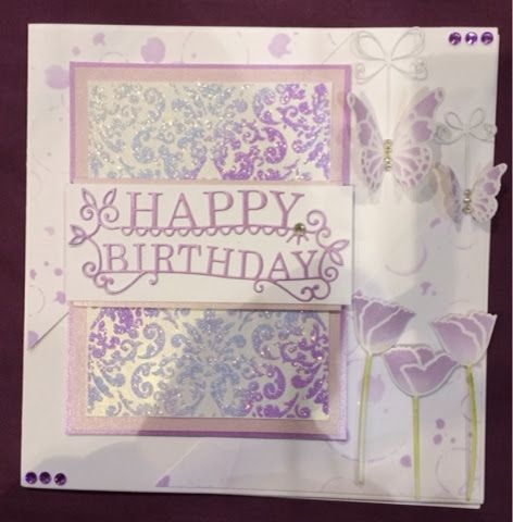 Stamps by Chloe: Another Memory Box Card