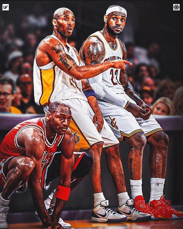 Lebron James On Instagram I Believe If It Wasn T For These Three Players The Nba Wouldn T Be Th In 2020 Nba Basketball Art Best Nba Players Most Popular Sports