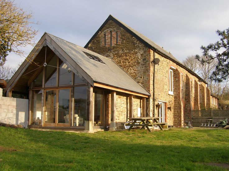 Conservation - The Granary - Living Space Architects