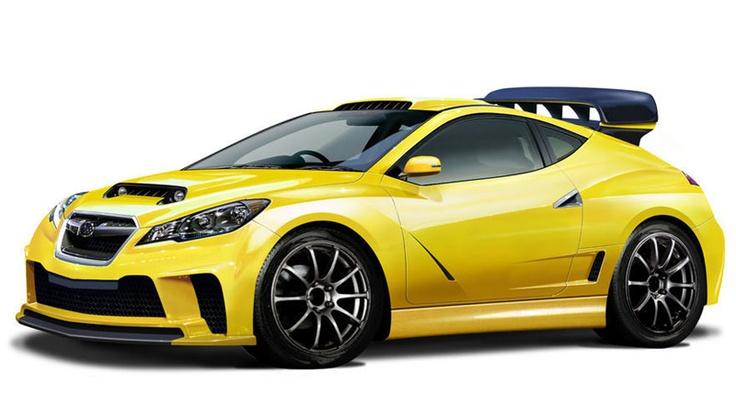 Subaru-WRX-concept