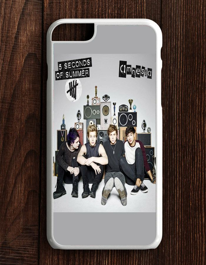 5 Seconds Of Summer Amnesia Cover Album iPhone 6 Plus | 6S Plus Case