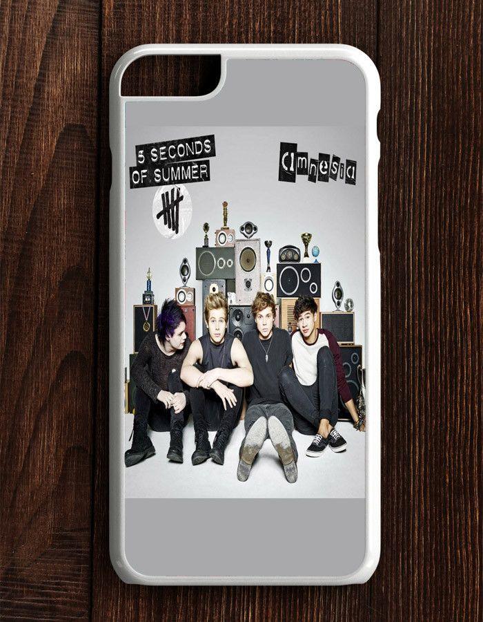5 Seconds Of Summer Amnesia Cover Album iPhone 6 Plus | 6S Plus Case