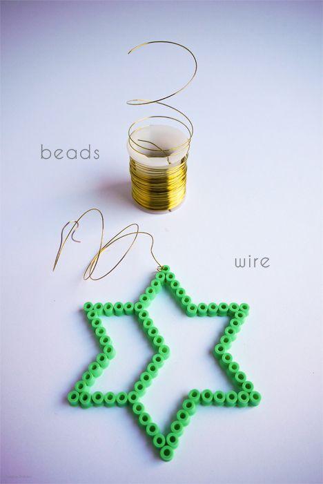 Jul.Christmas.Noel -  Hama Bead Fun