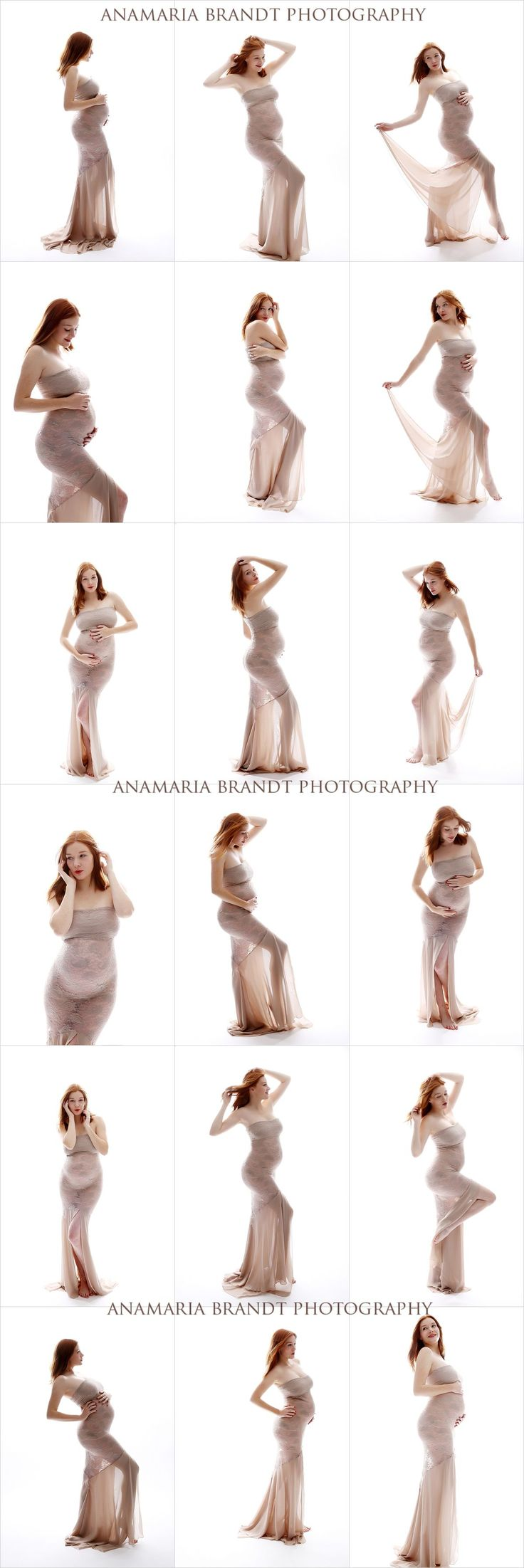 Transitional Pregnancy Photography by Ana Brandt Maternity Photography | Ana…