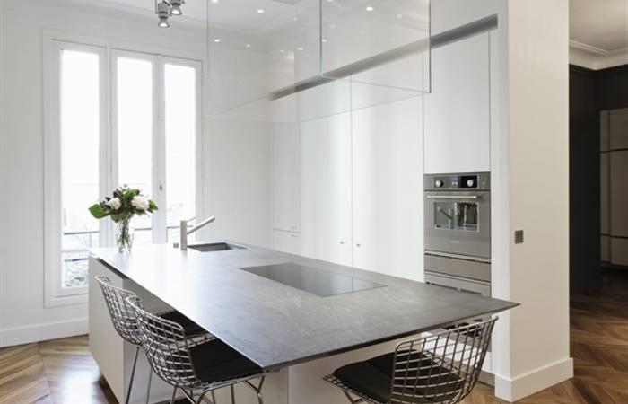 Boffi k14 kitchen ghost hood boffi pinterest interiors hoods and paris - Boffi paris ...