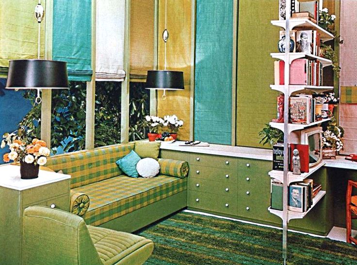 25+ Best Ideas About 60s Home Decor On Pinterest