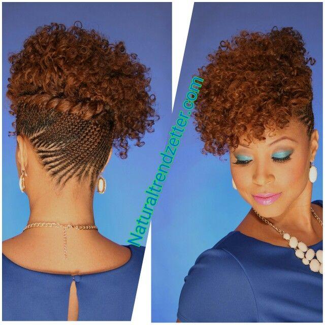 princess crown braid of