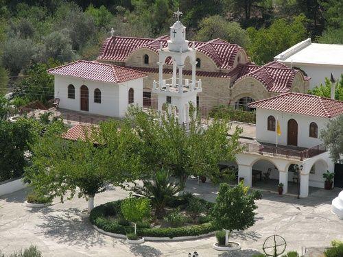 Ipseni Monastery, Lardos (to 12 km from Laerma), Rhodes, Greece
