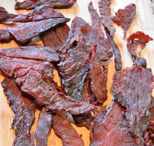 Teriyaki Beef Jerky Recipe | The Meat Smokers.com