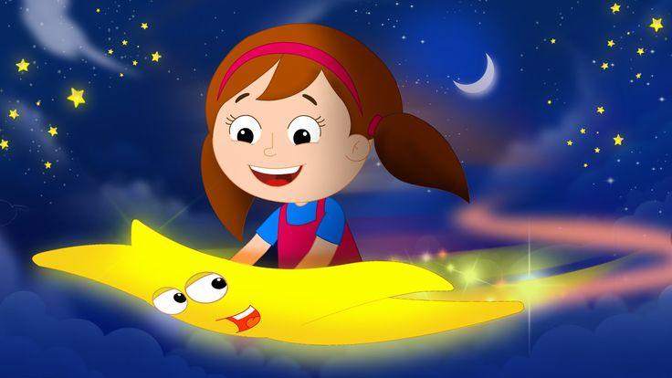 Twinkle Twinkle Little Star | Nursery Rhyme For Children | Kids Video Song