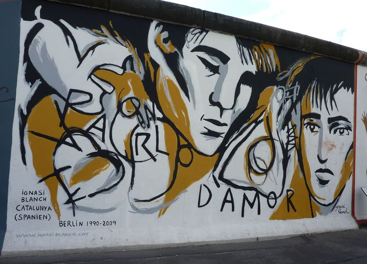 Berlin Wall Art 32 best berlin's wall collection images on pinterest | east side