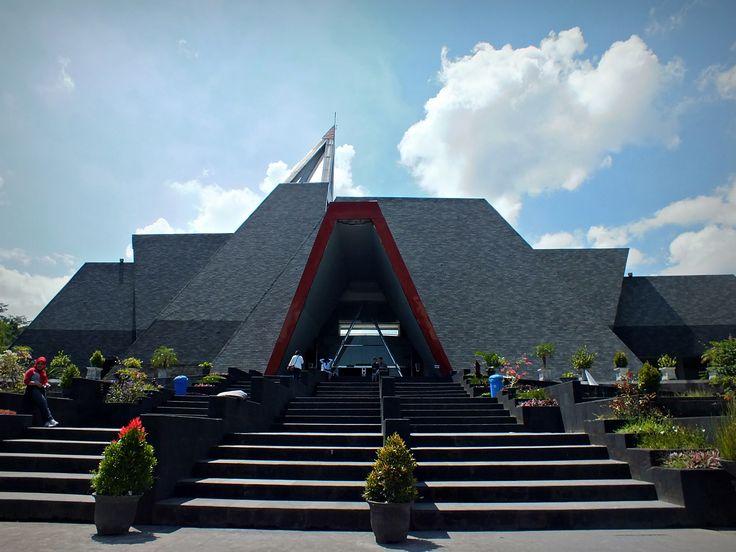 Museum Gunung Api, Yogyakarta, Indonesia