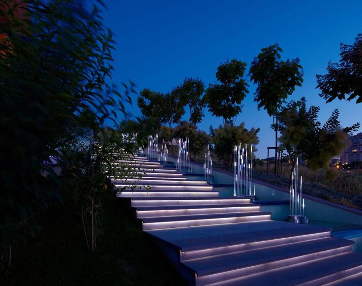 Outdoor Stair Lighting Lounge. Step Lights Outdoor Stair Lighting Lounge