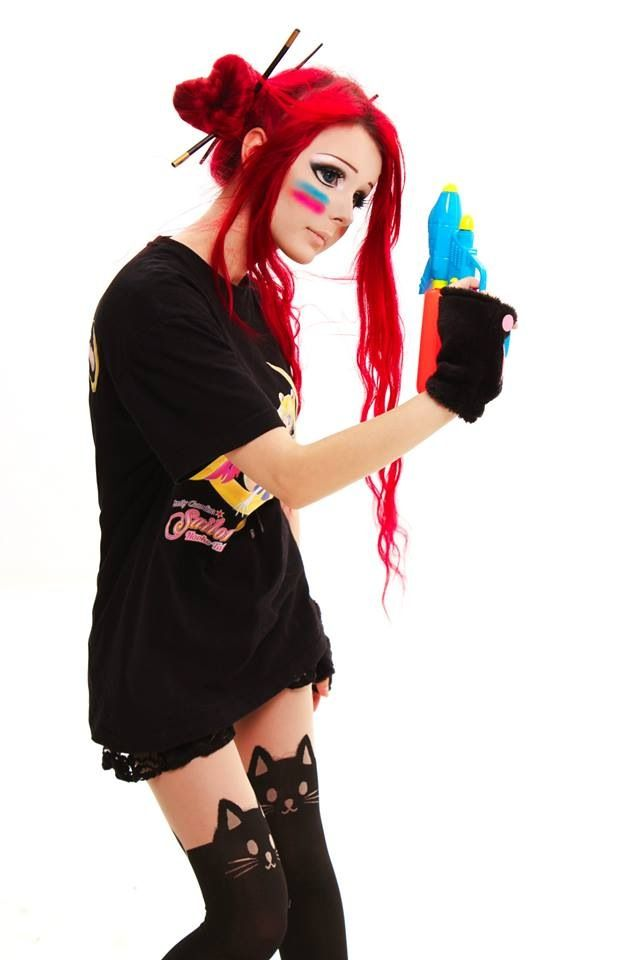 Anastasiya Shpagina, she's adorable ^^