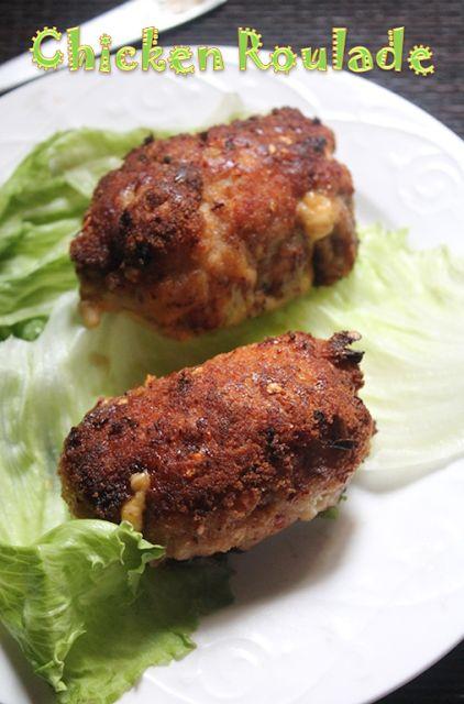 Best 25+ Chicken roulade recipe ideas on Pinterest ...