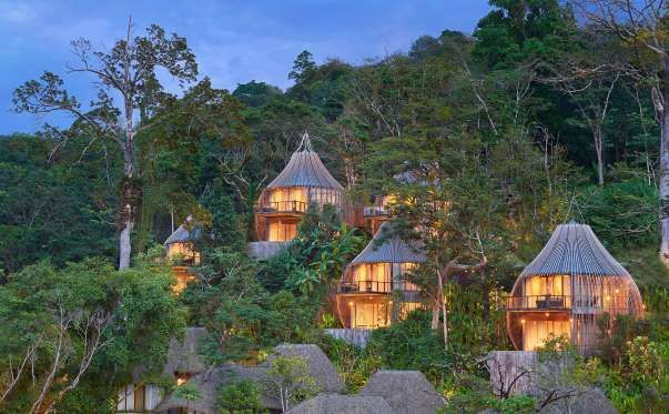 KEEMALA, Phuket, Thailand  All it takes to fall in desperate love with Phuket's KEEMALA is to explore its jungle walkways, which connect the bewitching resort's network of villas tucked under a canopy of trees. A stay at this tropical escape is as enchanting and transformative as the rainforest that shelters it, what with its treehouse villas expertly amalgamating luxury with telluric charm.  Marvel at the suspended private pool that each villa comes with, then squeeze in as much sweet…