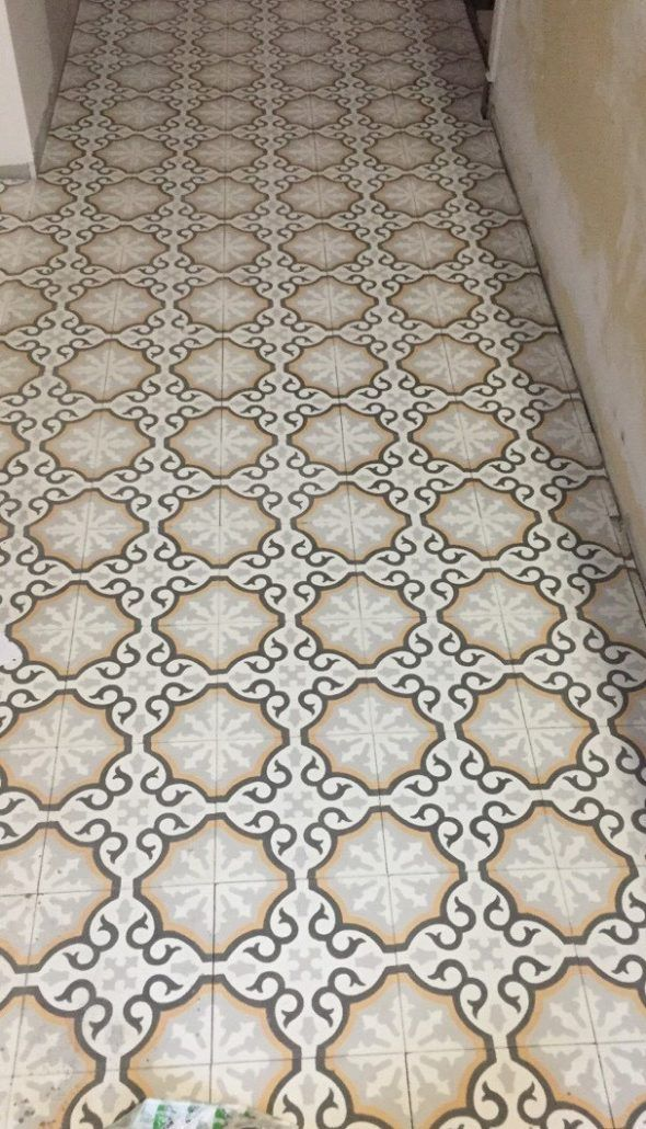 Les Carreaux De Ciment D Arborescence Sud Ouest Sont Confectionnes A La Main Dans La Pure Tradition Marocaine Le Mod Carreaux Ciment Carreau Carreau De Ciment