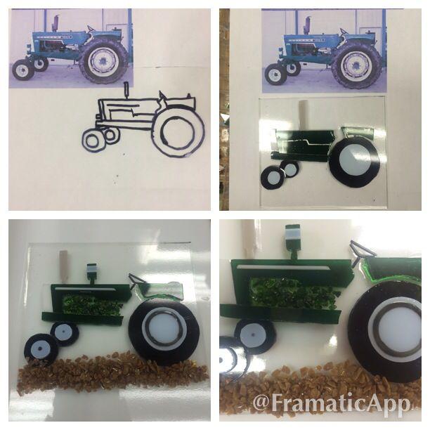 Tractor Bedside Lamp : Best laglassea s work in progress images on pinterest