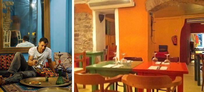 Otman, restaurant marroquí especialment bo.