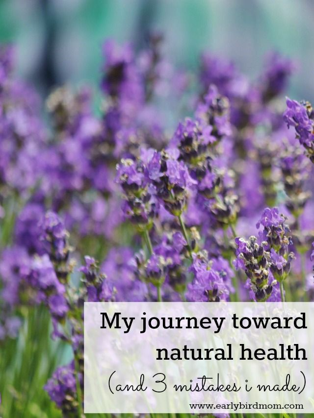 Looking for natural health remedies and tips? My motto is simpler is better – whenever possible, I look for ways to avoid traditional medicine and use instead natural and DIY remedies to care for my family. This post tells the story of my natural health journey and 3 mistakes I made along the way.