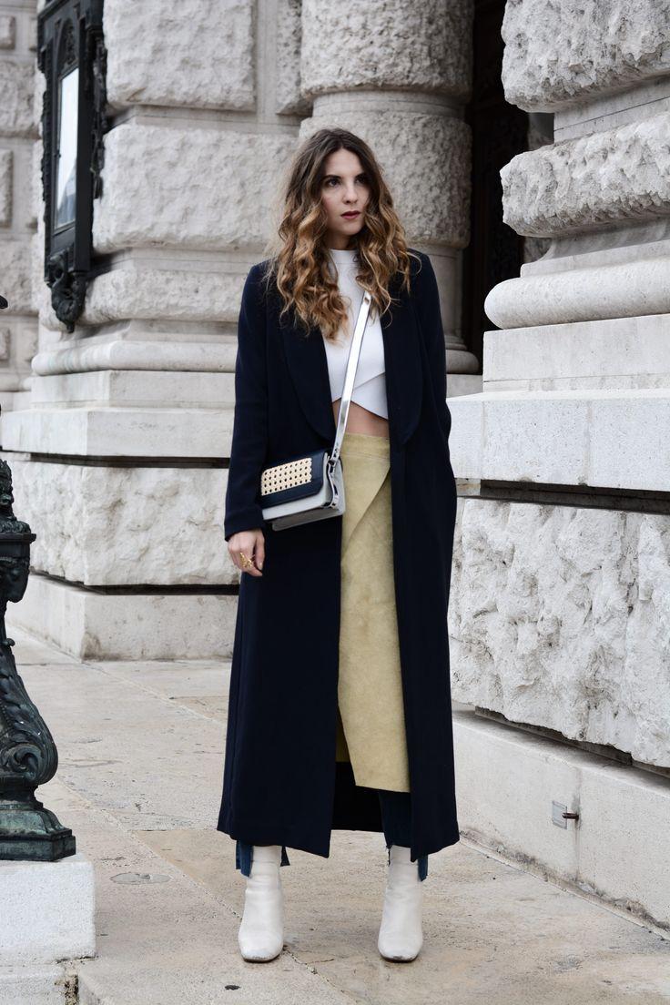 Les Factory Femmes unterwegs mit der stylischen SAGAN Vienna Tasche aus der Thermalbad Kollektion 2017
