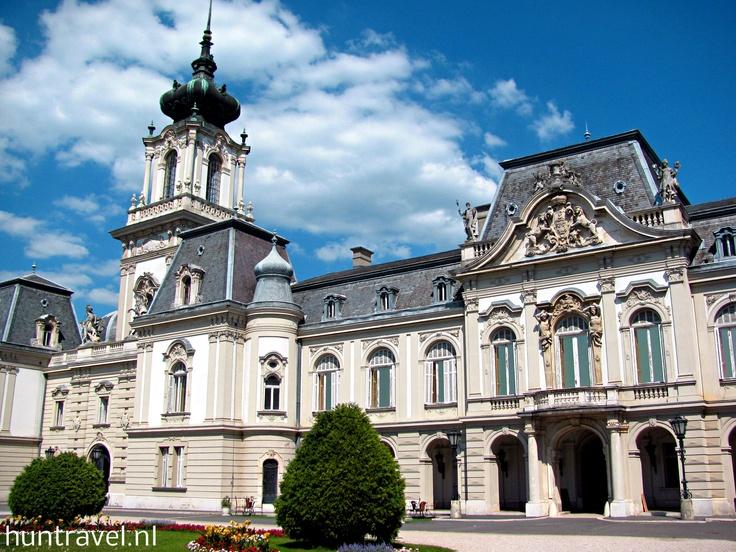 Festetics kastely - Keszthely-Balaton