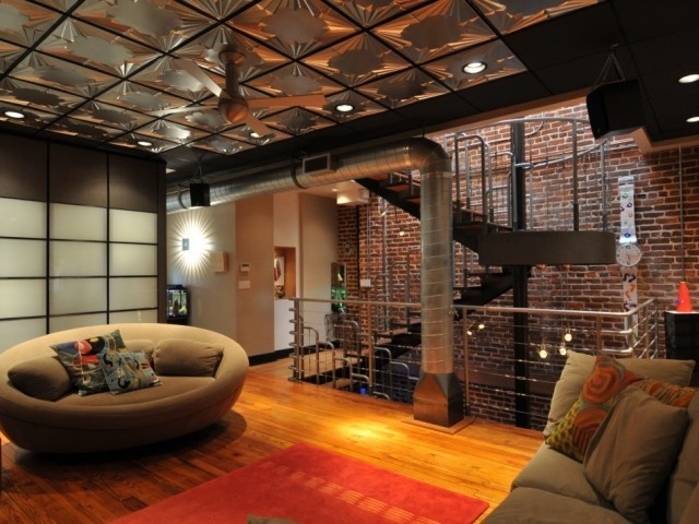 139 Best Lofts Images On Pinterest Stairs Library