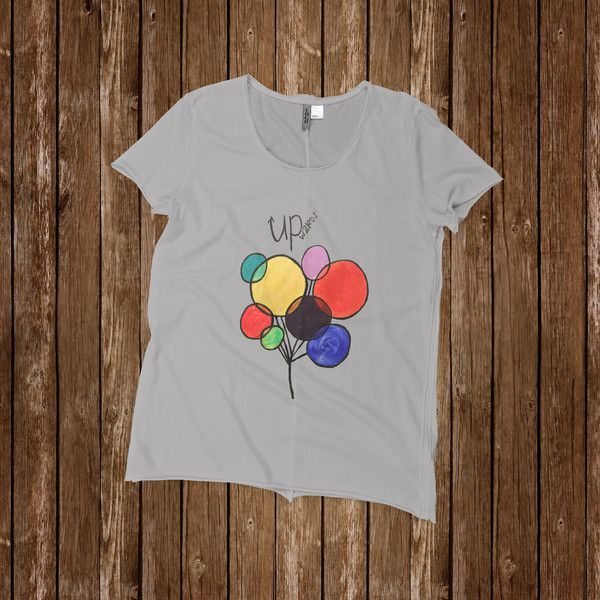 THE MOST UPLIFTING TEE YOU'LL EVER WEAR. The Upwards Tee // 100% cotton jersey // Pre-shrunk