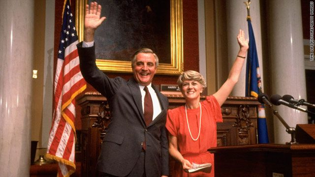 Mondale: Geraldine Ferraro was a 'gutsy pioneer'