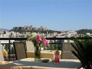 Apollo Hotel Athens - Balcony/Terrace $404