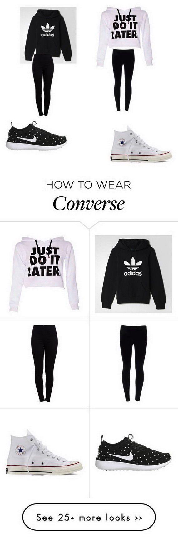 Converse + Adidas