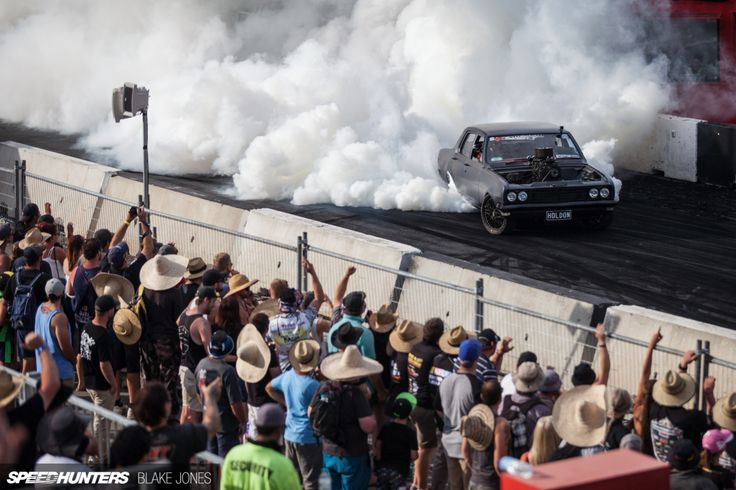 Summernats: Where Tyres Come ToDie