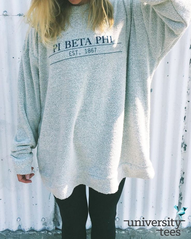 say hello to your newest Woolly distributor :) | Pi Beta Phi | Made by University Tees | universitytees.com
