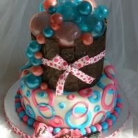 How to make gelatin bubbles (edible)