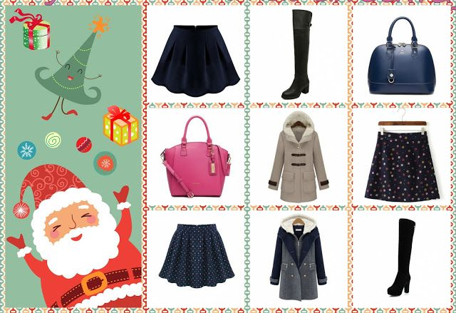 JollyChic Christmas giveaway (international)