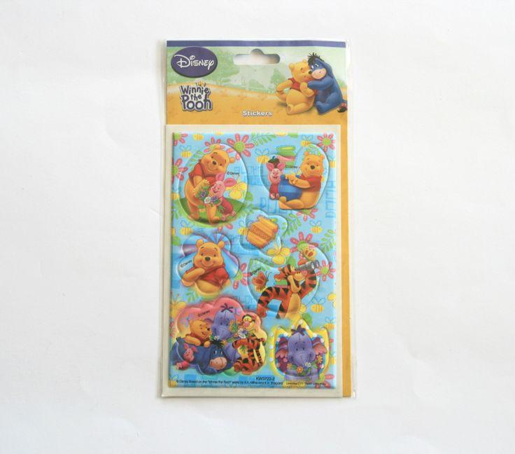 Stickers WINNIE l'Ourson et ses amis n°2 : Stickers, autocollants par boutique-creative-by-c-dona