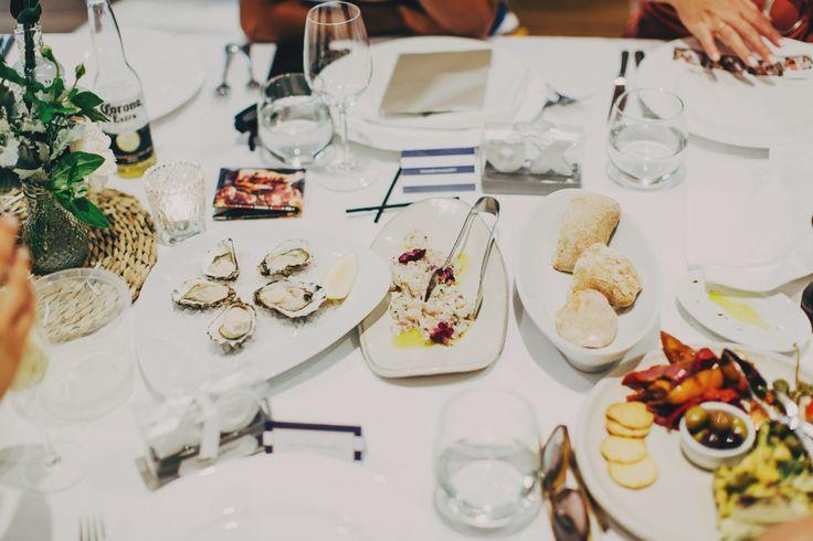 Sharing is caring - Bells' wedding banquets... #italianess #simplicity #authenic #generosity #bellsatkillcare #wedding #menu  PC: @therobertsonsphotography