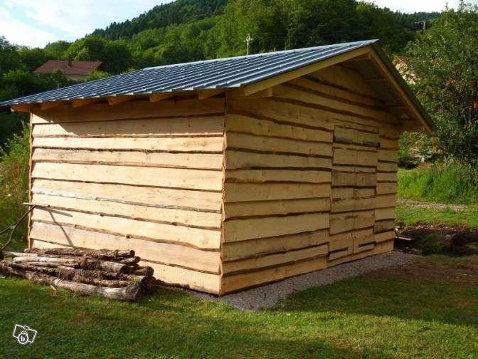 Abri de jardin bricolage lot et garonne maisonnette pinter - Abri de jardin entrepot du bricolage ...