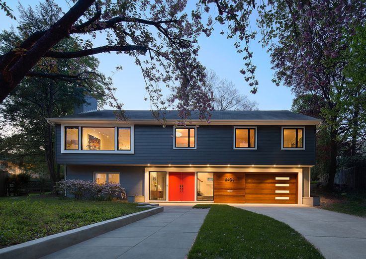 45 best Architecture: Modern Ranch House images on Pinterest ...