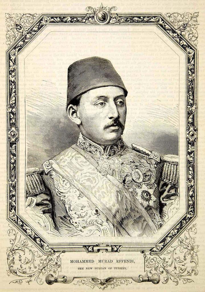 Murad of the Ottoman Empire