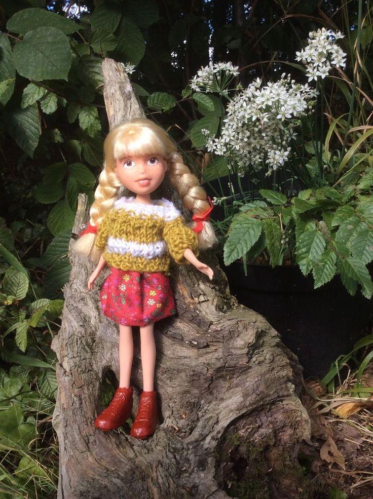 Tree Rescue Make Under Re-painted Change Blonde Bratz Doll OOAK. Gift Boxed. | eBay