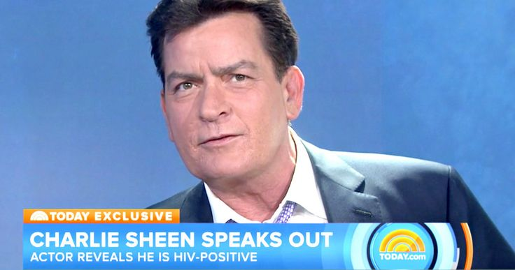 Charlie Sheen Confirms He's HIV Positive in 'Today' Show Interview -- Charlie Sheen confesses that he's known he was HIV positive for 4 years, but calls recent rumors sub-truths. -- http://movieweb.com/charlie-sheen-hiv-positive-today-interview/